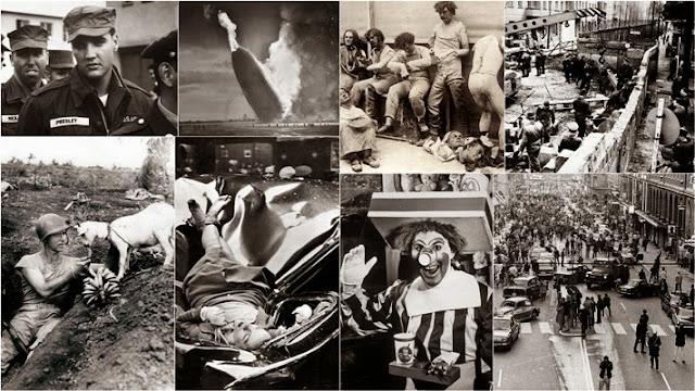 40 черно-белых фотографий прошлого столетия, которые вы должны увидеть.