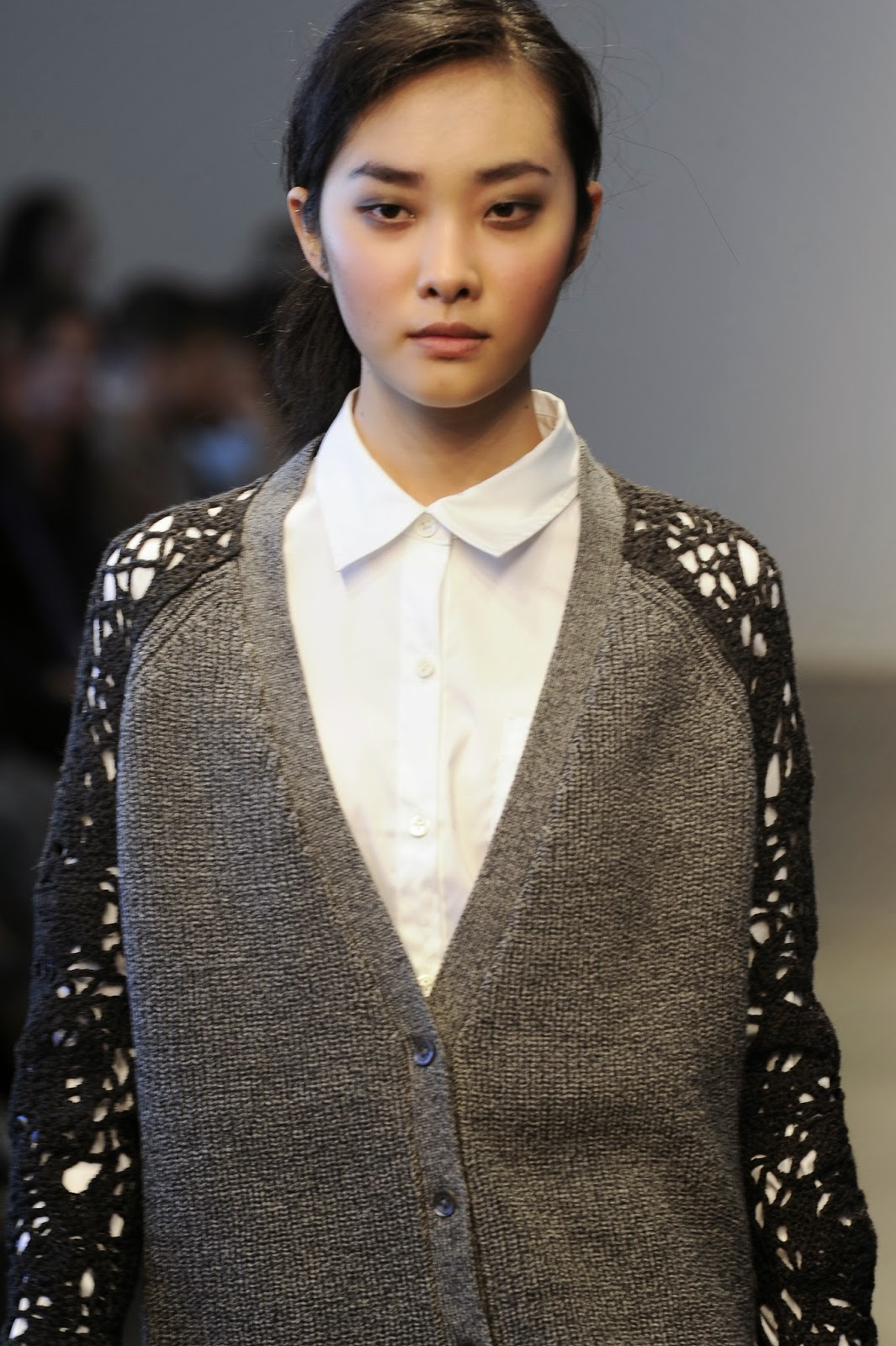 New York Fashion Week Fall 2014 Runway