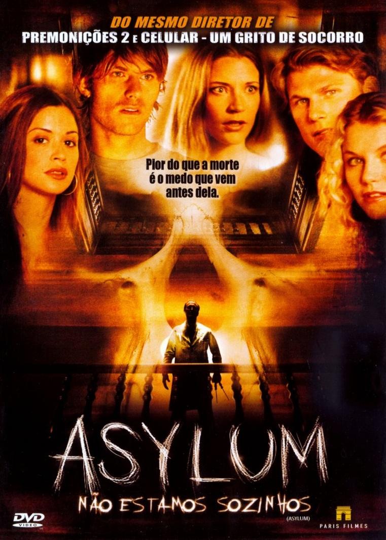 Asylum: Não Estamos Sozinhos – Dublado