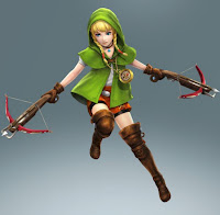 Hyrule Warriors Legends 3DS linkle