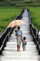 Turismo sostenible, instrumento para luchar contra la pobreza, es una de las pocas oportunidades de desarrollo para los pobres.
