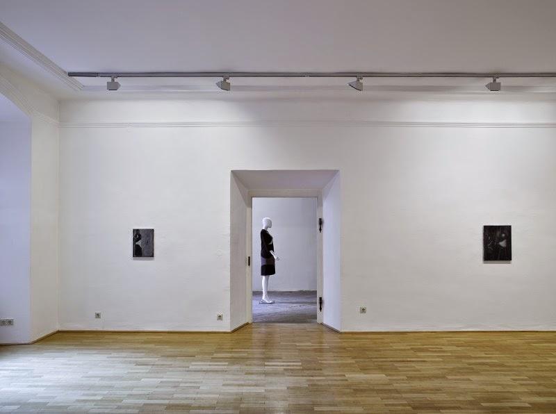 Silke Otto-Knapp at Galerie der Stadt Schwaz