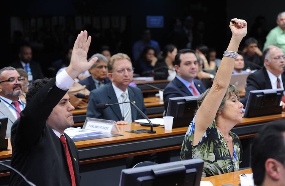 O deputado Glauber Braga (PSOL-RJ) e a deputada Érika Kokay (PT-DF) já adiantaram que pretendem entrar com um recurso para pedir que o texto seja votado pelo plenário antes de ir para o Senado.