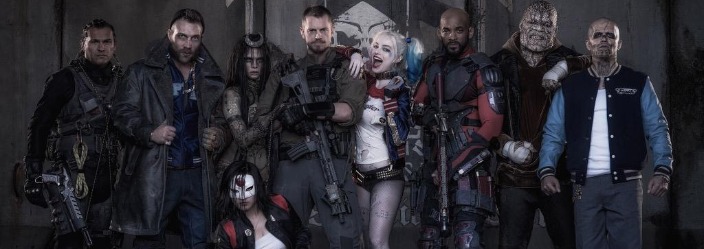 Suicide Squad: First Look