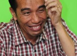 Gubernur Jokowi Pasrah
