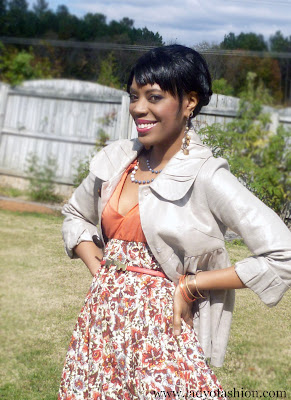 Kenzi Jacket Fashion blogger style
