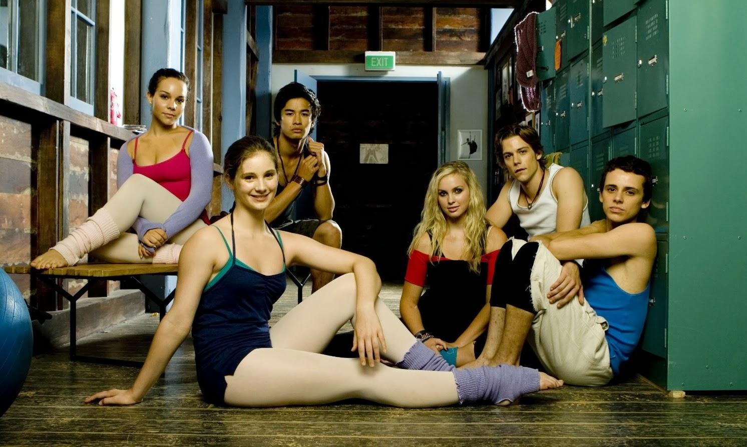 Dance Academy Blog De la Serie Oficial