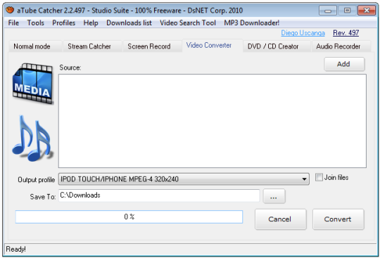 aTube Catcher 3.8.9510 - Download