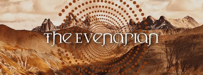 The Evenarian: A Fantasy Novel by Julia Dickinson
