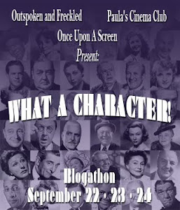 What A Character! Blogathon
