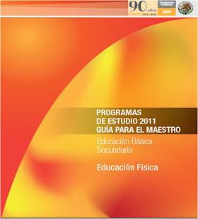 PROGRAMAS SECUNDARIA 2011