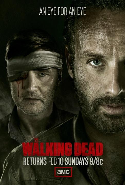 The Walking Dead: Season 3 (Xác Sống) (Trọn Bộ 16 Tập) (2012)