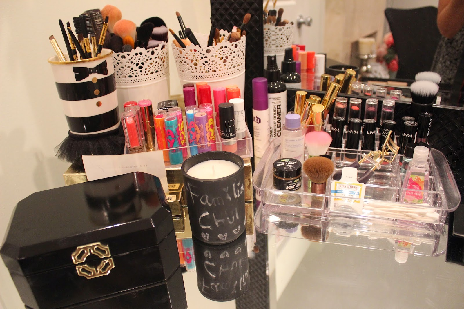 STYLEDBYALE My Makeup Collection  Mi Colección de Maquillaje