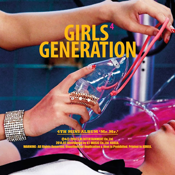 Girls Generation Mr Mr Cover