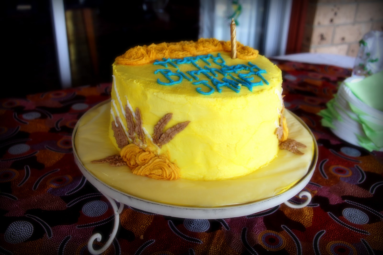 The Chook-minder\'s Quill: The Bush Party and the Cakes