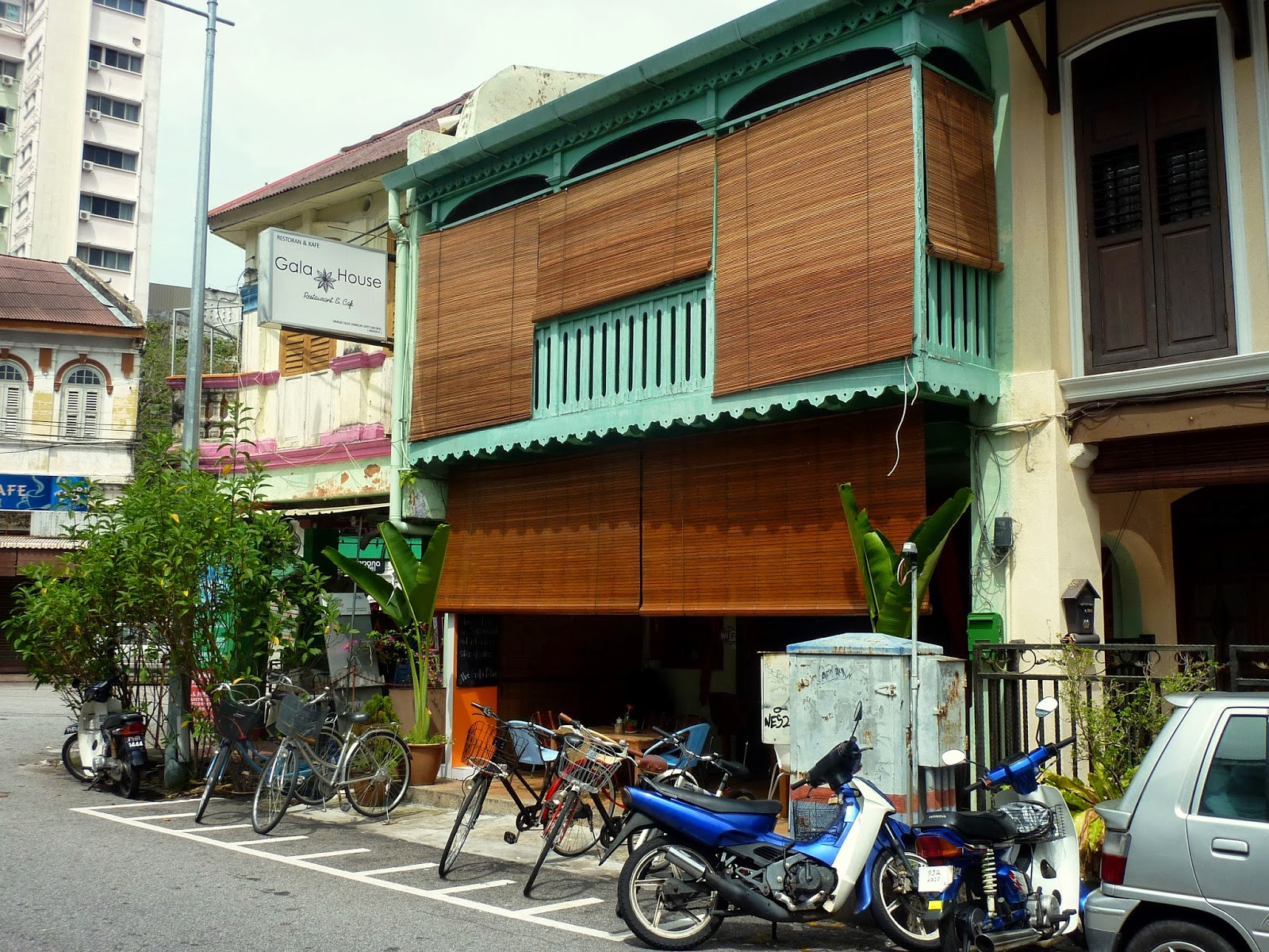 penang food for thought: gala house