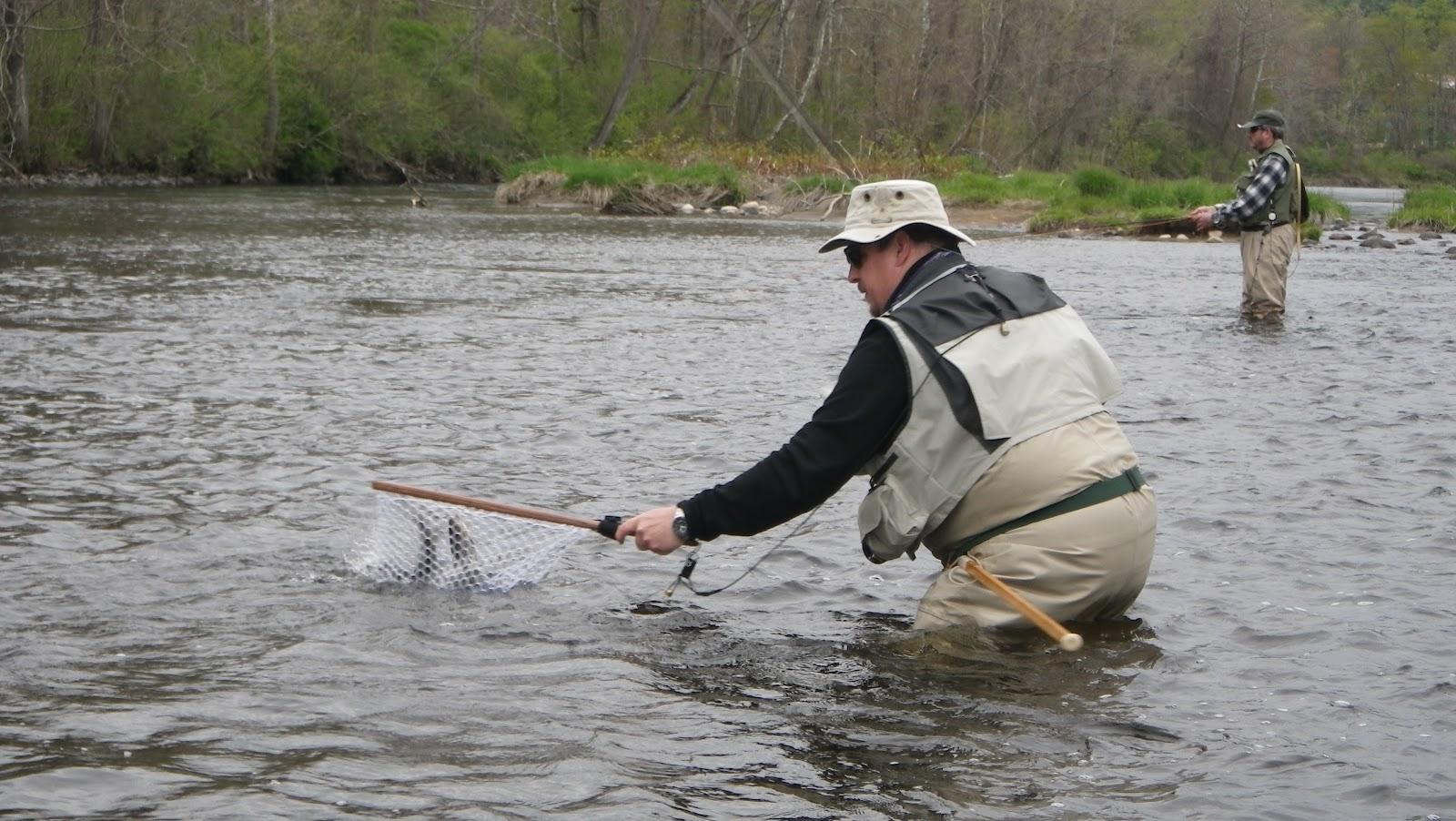 The jersey angler farmington river for Farmington river fly fishing