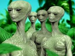 Video que muestra alien en Ovni