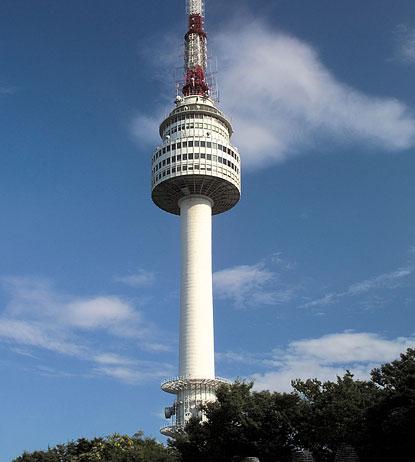 N SEOUL TOWER  서울 타워