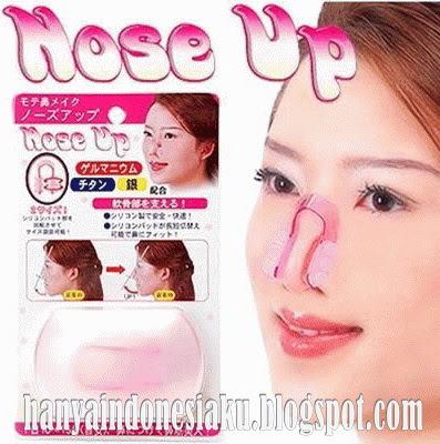 nose up , pemancung hidung
