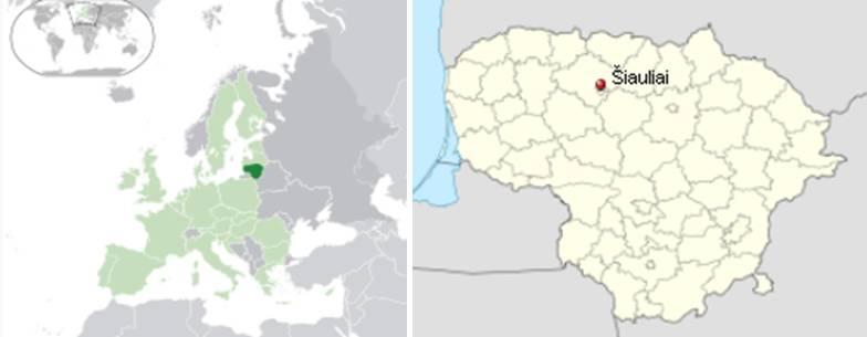 Lithuanias Hill of Crosses Kuriositas
