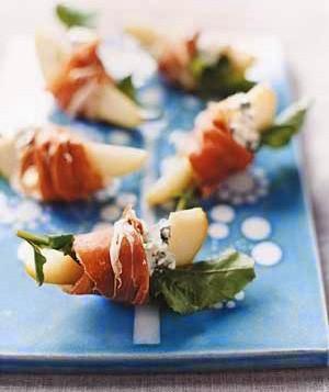 Pears Prosciutto recipe