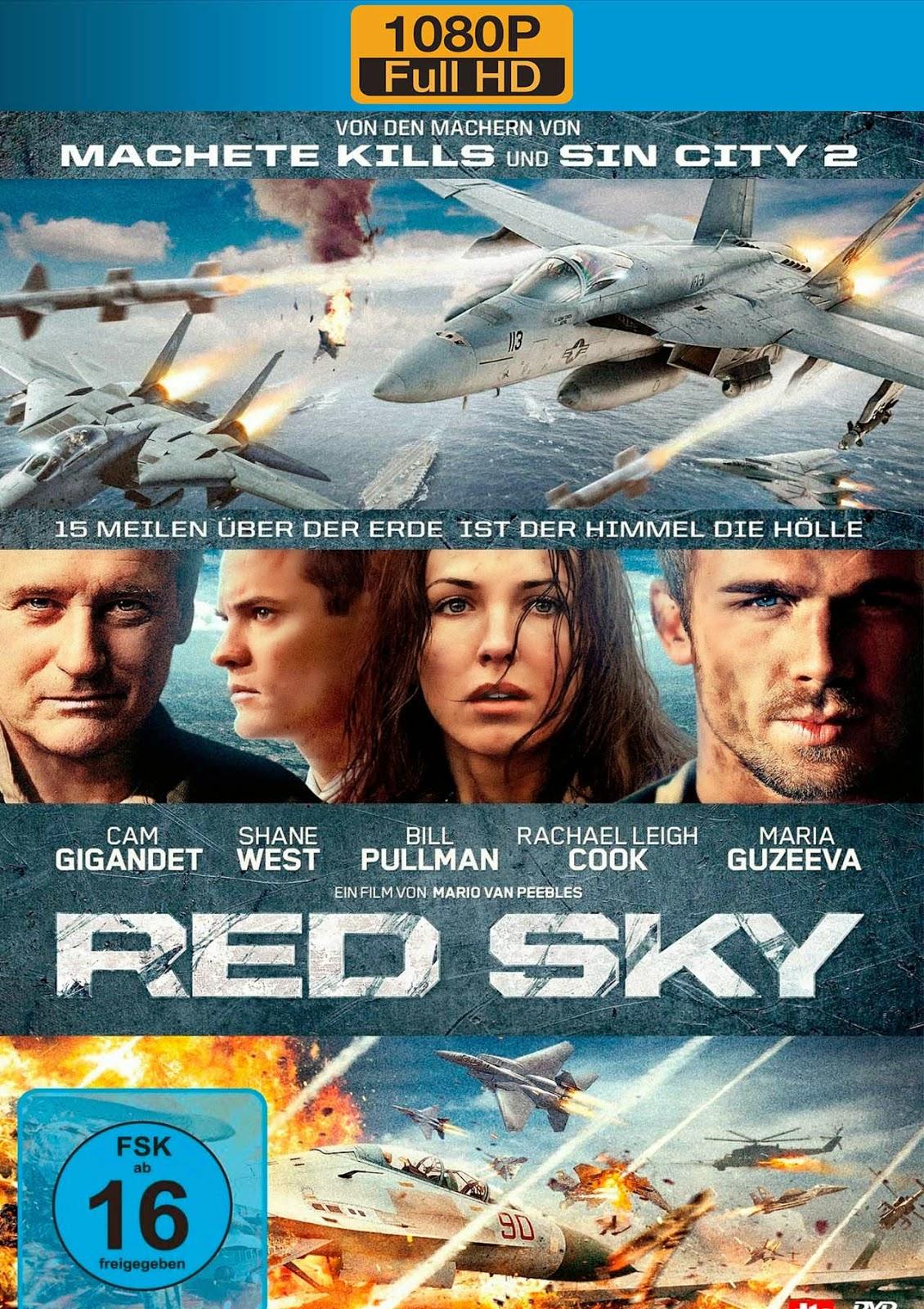 Red Sky [2014] 1080p Dual