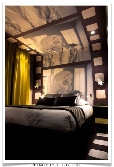 Interiors by the city poupoupidou le platine hotel for Moteur hotel