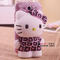aksesoris handphone hello kitty