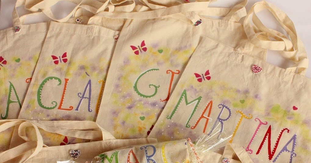Arte artesania y manualidades bolsas de tela para ni os - Bolsas de tela manualidades ...