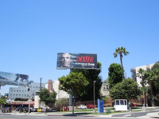 Dexter season 8 billboard
