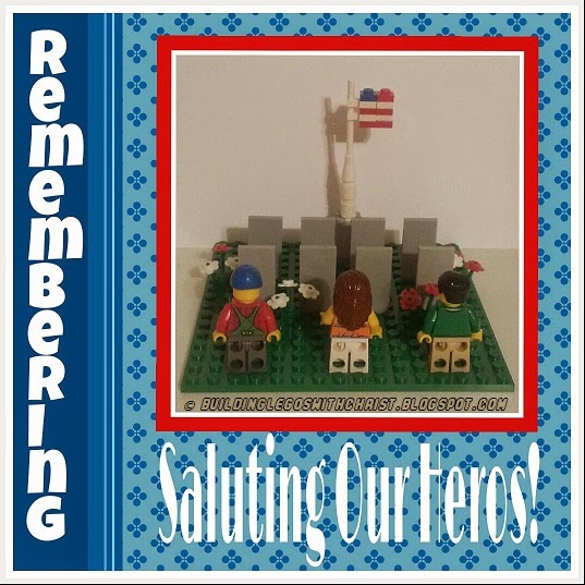 Memorial Day LEGO Creation
