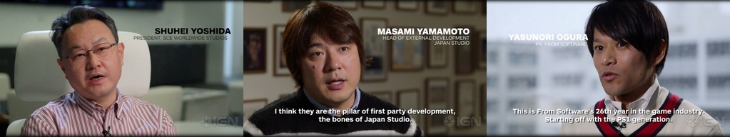Bloodborne Making of Part 2