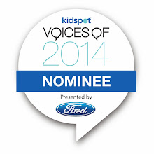I'm a Voices of 2014 Nominee!