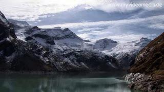 Upper reservoir Kaprun - Austria