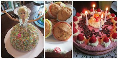 Weil Ich Mich Gestern Ganz Spontan Und Völlig Ohne Fondant Zu Diesem Kuchen  Entschieden Habe, Habe Ich Ihn Einfach Mit Elend Viel ...