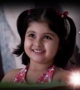 Pihu of Bade Ache Lagte hain real name is Amrita mukherjee. Pihu is playing a magnificant role in Bade Ache Lagte hai. Pihu is very smart,cute and emotionally attached daughter of Priya and Ram Kapoor. Amrita mukherjee aka Pihu's real father and mother are Amit Mukherjee and Mirnmoyee Mukherjee.