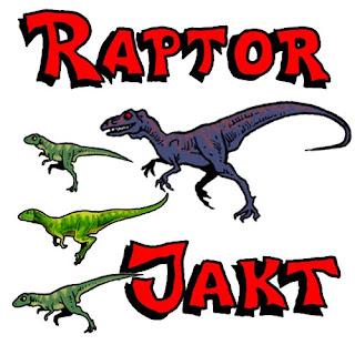 Raptor Jakt. Logo