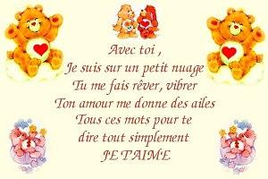 Lettre d'amour gratuite 2