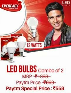 Buy Everday Led Bulb At Rs.559 : Buy To Earn