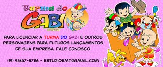 Licencie a Turma do Gabi