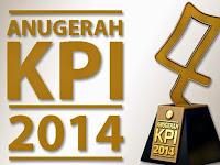 Daftar Nominasi Komisi Penyiaran Indonesia Award 2014