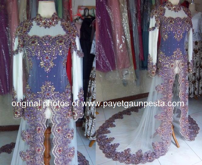 Payet Gaun Pesta   Desain Baju Pesta, Kebaya Modern dan Gaun Pengantin