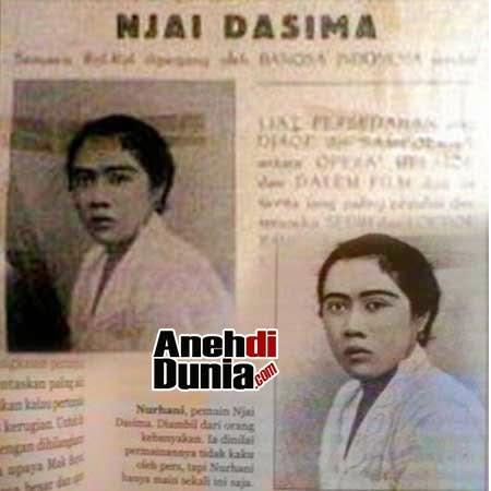 Nyai Dasima Legenda Rakyat Jakarta