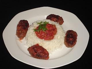 Greek Meatballs (Soutzoukakia) Recipe