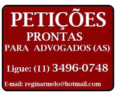 SERVIÇOS PARA ADVOGADOS (AS)