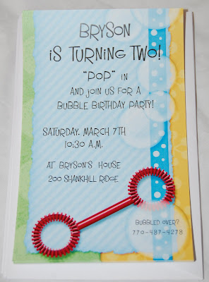 Baby face design bubble birthday party invitation here is the cake that dream cakes made to match filmwisefo