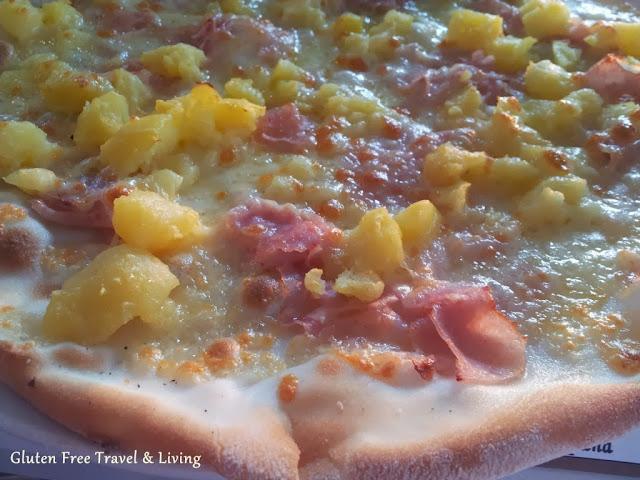 anzio senza glutine: pizzeria la fornace