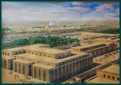 Uruk, Sumer, Mesopotamia, Gilgamesh