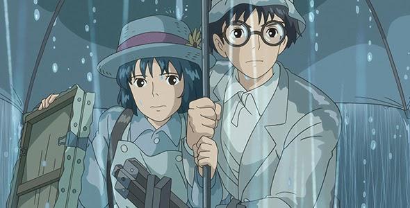 Kaze Tachinu Le vent se lève de Hayao Miyazaki